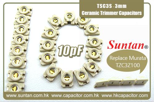 Ceramic Trimmier Capacitors