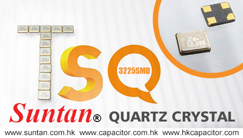 Sumtan Quartz Crystal and Crystal Oscillator